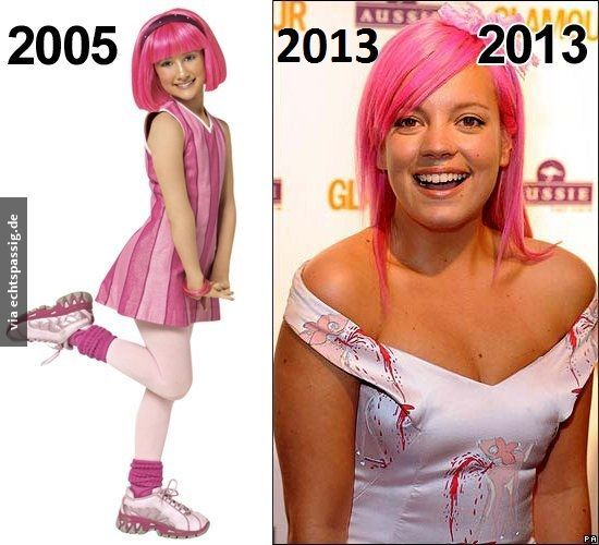 Stephanie Lazytown Real Nude Picture 44